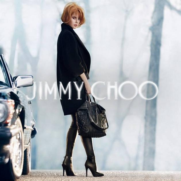 Nicole Kidman para Jimmy Choo 1 Nicole Kidman para Jimmy Choo