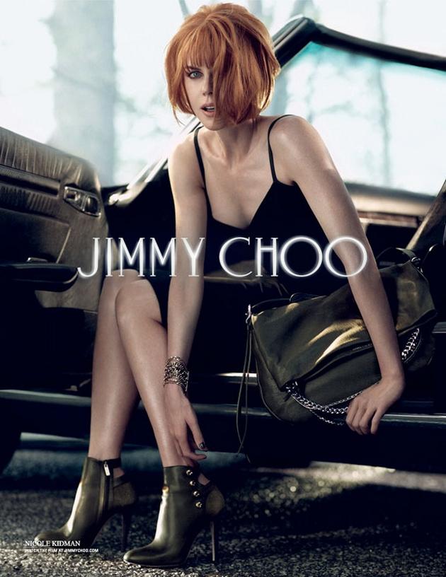Nicole Kidman para Jimmy Choo 2 Nicole Kidman para Jimmy Choo