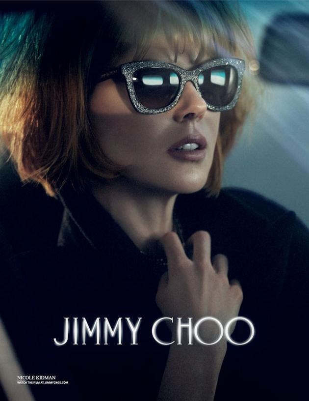 Nicole Kidman para Jimmy Choo 3 Nicole Kidman para Jimmy Choo