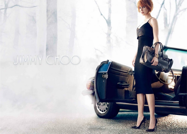 Nicole Kidman para Jimmy Choo 5 Nicole Kidman para Jimmy Choo